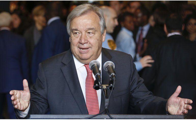 La ONU elige a Guterres como su nuevo secretario general