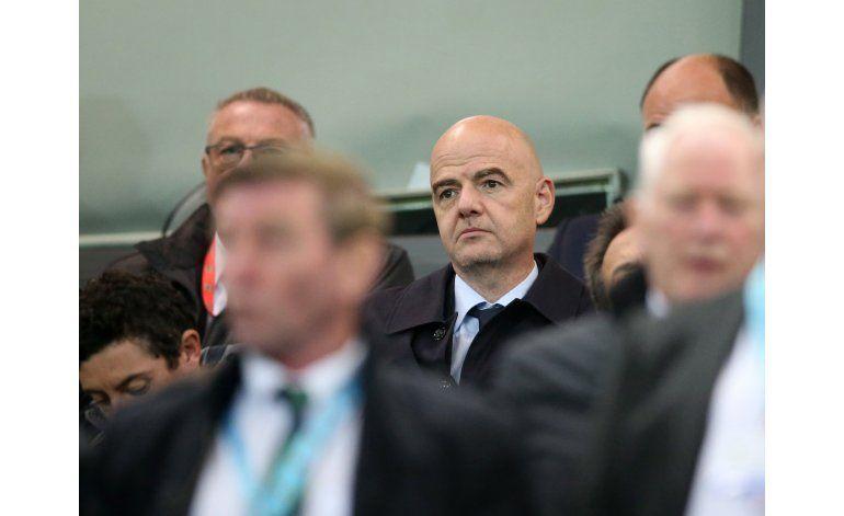 Infantino: FIFA decidirá en enero si expande Mundial