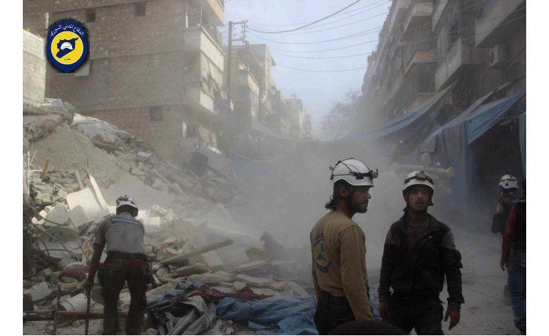 Al menos 65 muertos en 3 días en Alepo