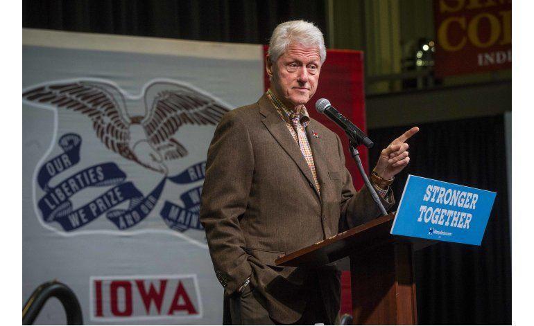Visos favorables para Clinton en votación anticipada