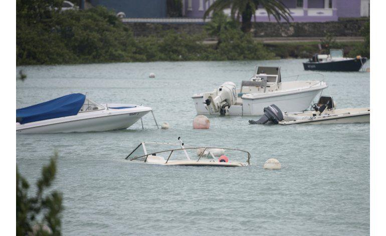 Bermuda quiere recuperarse pronto de los daños por Nicole