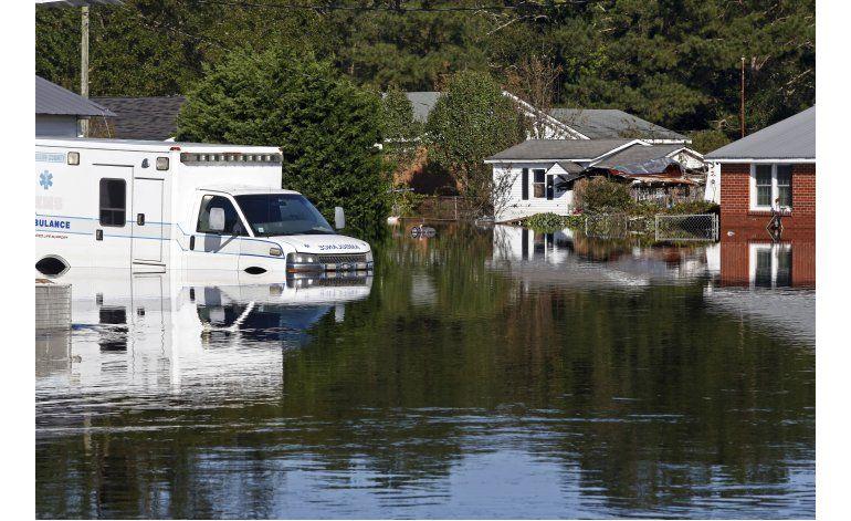 North Carolina ayudará ciudad histórica anegada por Matthew
