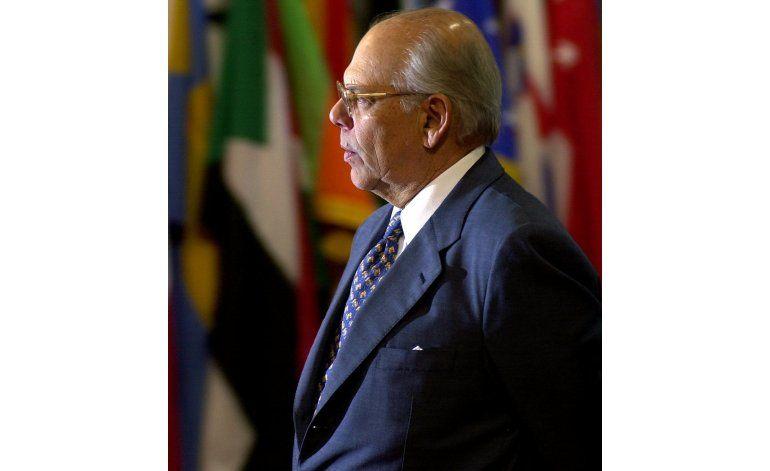 Uruguay: Ex presidente Jorge Batlle en estado crítico