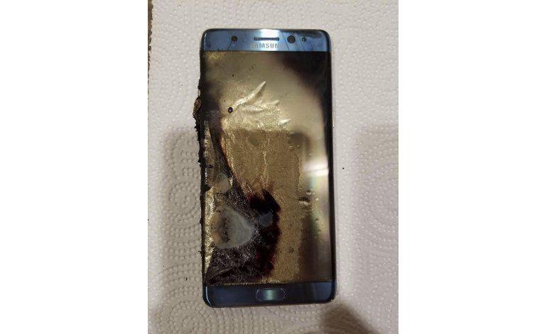 EEUU prohíbe el Galaxy Note 7 en vuelos