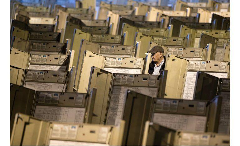 Temen posibles problemas el día de las elecciones en EEUU
