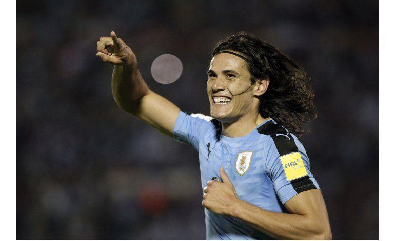 Cavani vuelve a anotar y PSG vence a Nancy