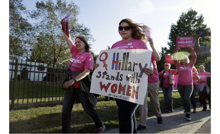 El género y la política, un tema ineludible en EEUU
