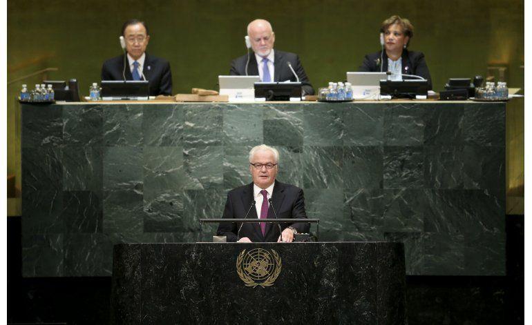 Enviado ruso: Tensiones con EEUU quizá las peores desde 1973
