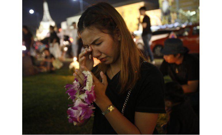 Confirman regente temporal en Tailandia