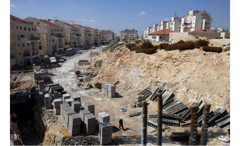 Grupo dice que luchará contra asentamientos israelíes