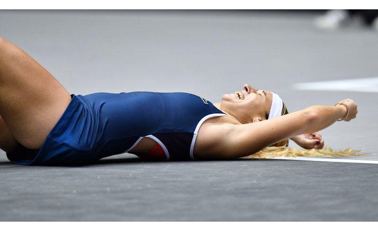 Cibulkova, se corona en Linz; avanza a final de WTA
