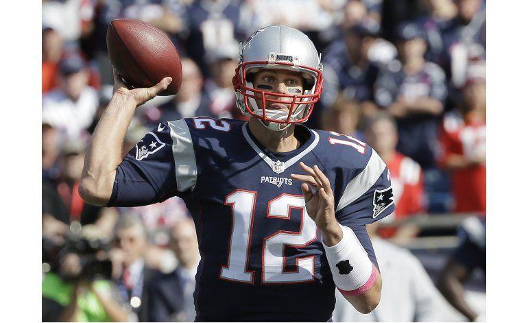 Brady manda en casa, Patriots derrotan 35-17 a Bengals