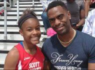murio en un tiroteo la hija de tyson gay, de 15 anos