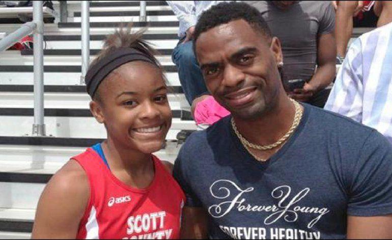 Murió en un tiroteo la hija de Tyson Gay, de 15 años