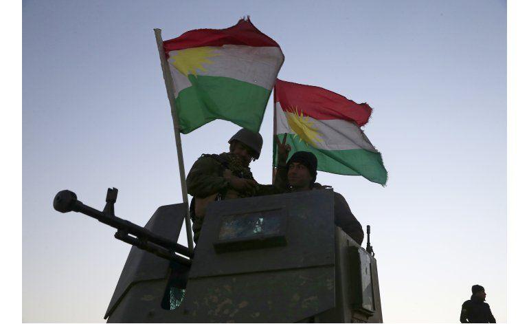 Fuerzas iraquíes lanzan ofensiva para arrebatar Mosul a EI