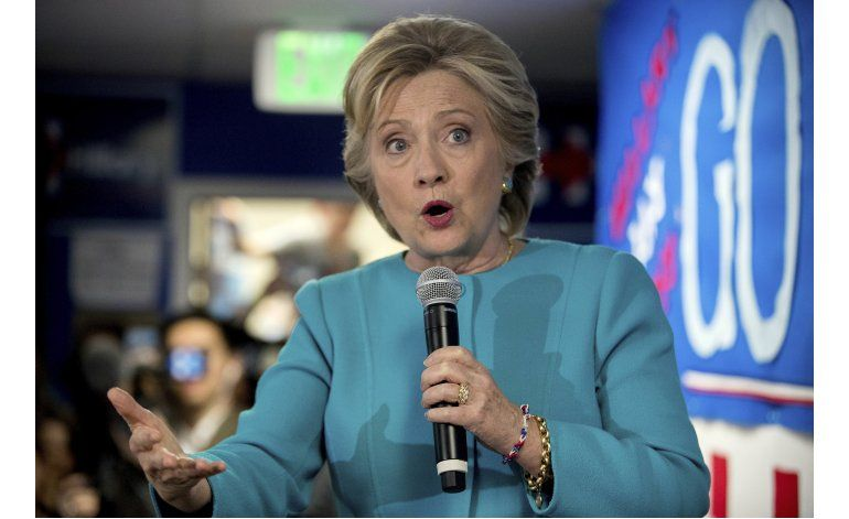 Estrategas republicanos: Clinton tiene los votos necesarios