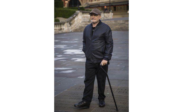 Phil Collins volverá a los escenarios en el 2017