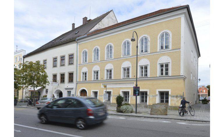 Austria demolerá la casa donde nació Hitler