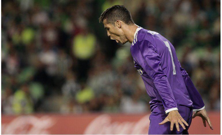 Real Madrid y Cristiano enfrentan al Legia en la Champions