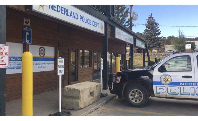 Colorado: Bomba fallida tenía teléfono celular