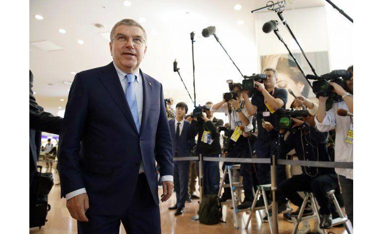 Presidente discutirá cambios propuestos para Tokio 2020