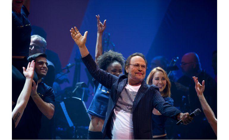 Concierto en Broadway por Hillary Clinton atrae celebridades