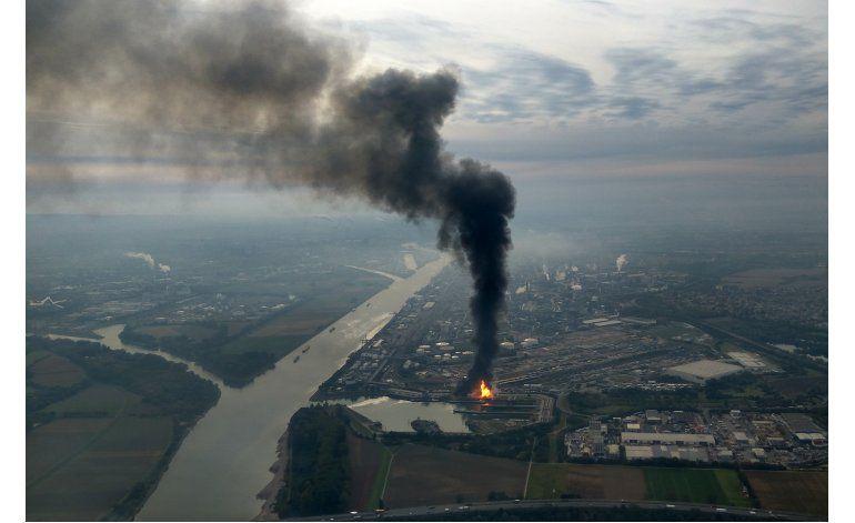 Alemania: un desaparecido tras explosión en planta de BASF