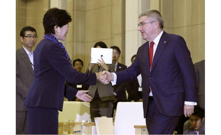 El presidente del COI acepta hablar de costes de Tokio 2020