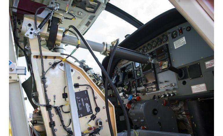 Aviones podrían ser piloteados por robots en el futuro