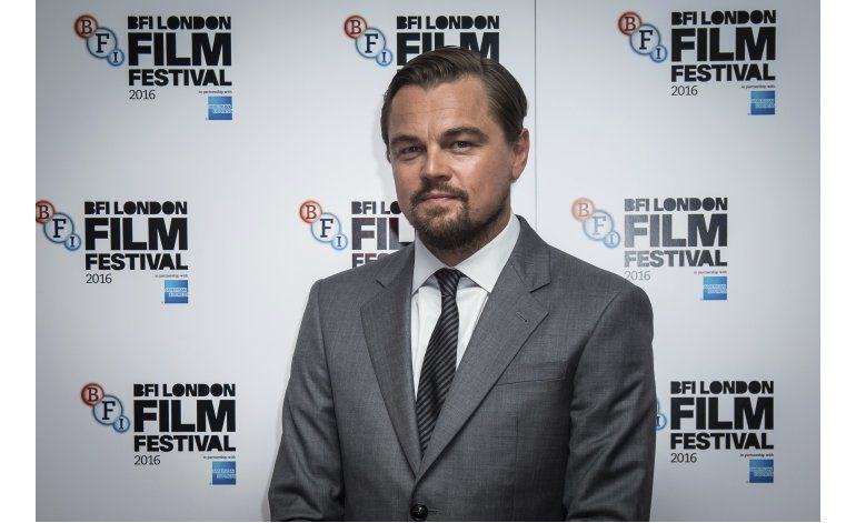 DiCaprio dice que coopera con EEUU en escándalo de Malasia