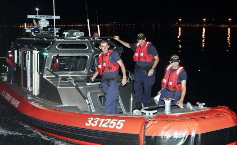 Operativo de la Guardia Costera EEUU busca a cubano desaparecido