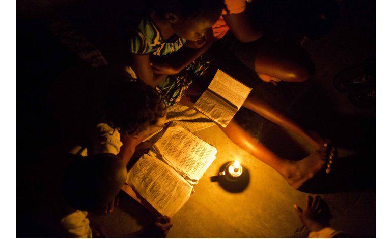 Muchas escuelas siguen cerradas en Haití por Matthew
