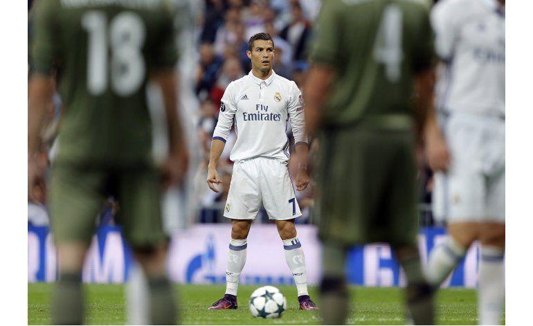 Real Madrid golea y Leicester olfatea la siguiente fase