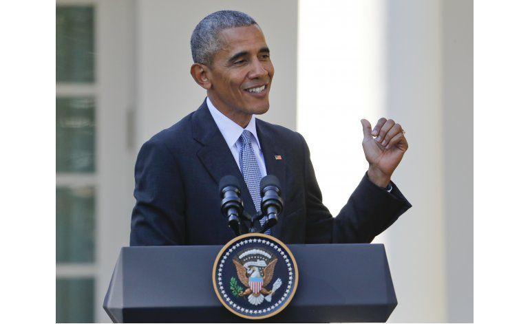 LO ULTIMO: Trump invita a medio hermano de Obama al debate
