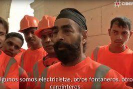 cuba justifica contratacion de obreros indios porque rinden mas que los cubanos