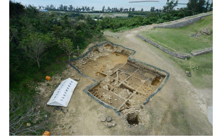 Desconcierto por monedas romanas halladas en ruina japonesa