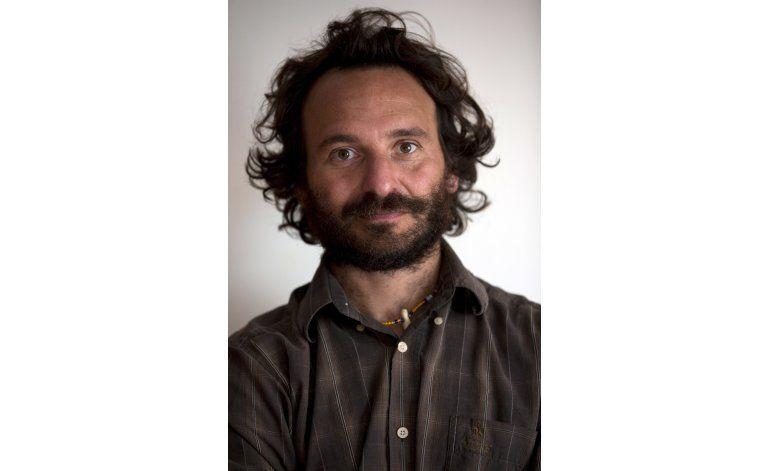 Rodrigo Abd, fotógrafo de AP, recibe el premio Moors Cabot