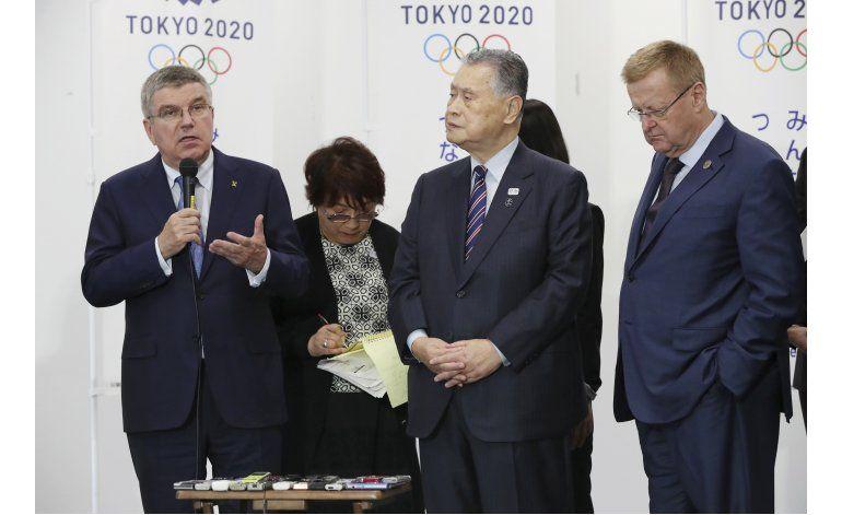 Bach descarta ampliar conversaciones sobre coste en Tokio