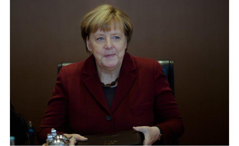 Ucrania y Siria dominan reunión de líderes en Alemania