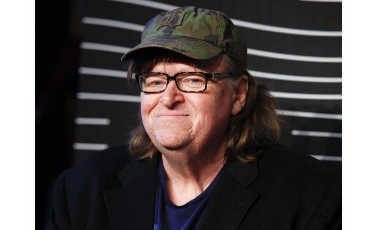 Michael Moore estrena film sorpresa sobre Trump