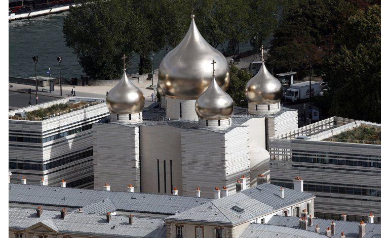 Inauguran centro cultural ruso en Francia pese a tensiones