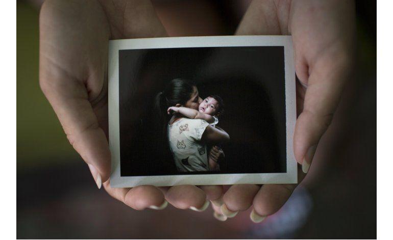 Fotos: Retratos de bebés discapacitados por el zika