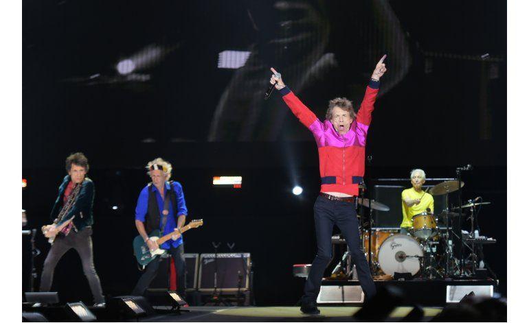 Rolling Stones cancelan concierto en Vegas por laringitis