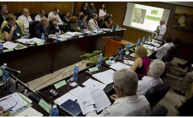 EEUU y Cuba fomentan cooperación en medicina