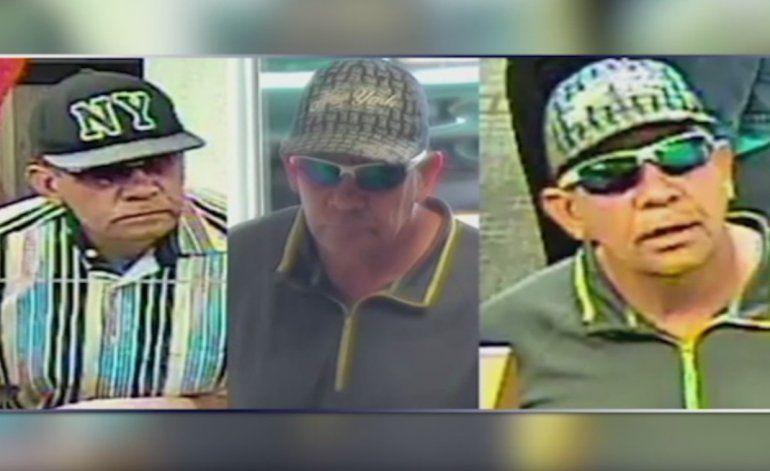Continúan tras la pista del ladrón de bancos que tiene en alerta a la policía de Hialeah
