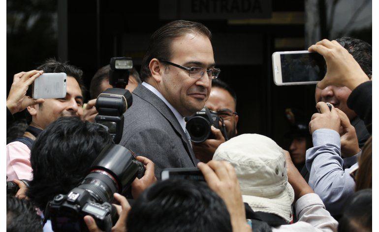 México busca exgobernador de Veracruz por crimen organizado