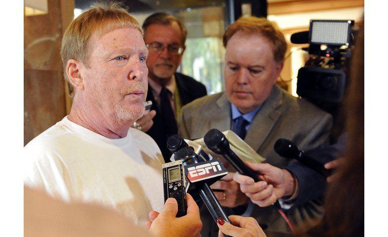 Dueño de Raiders: Las Vegas hizo lo necesario
