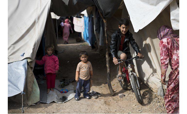 MSF denuncia penosa situación de los refugiados en Grecia