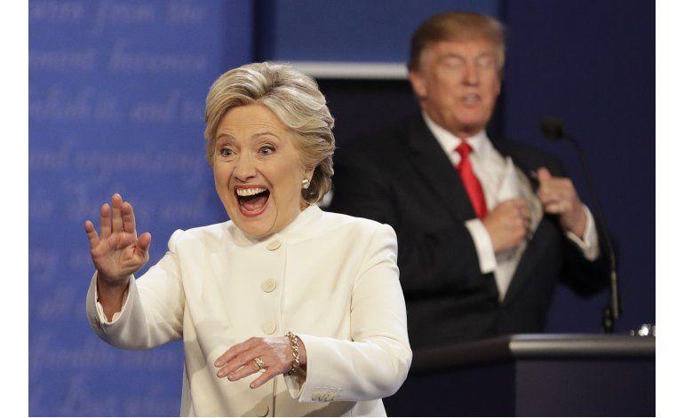 Trump: Aceptaré el resultado si yo gano
