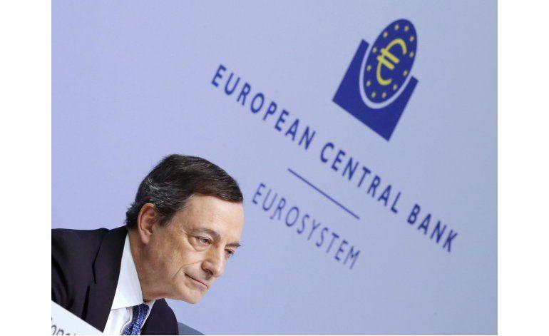 BCE mantiene puerta abierta a nuevos estímulos